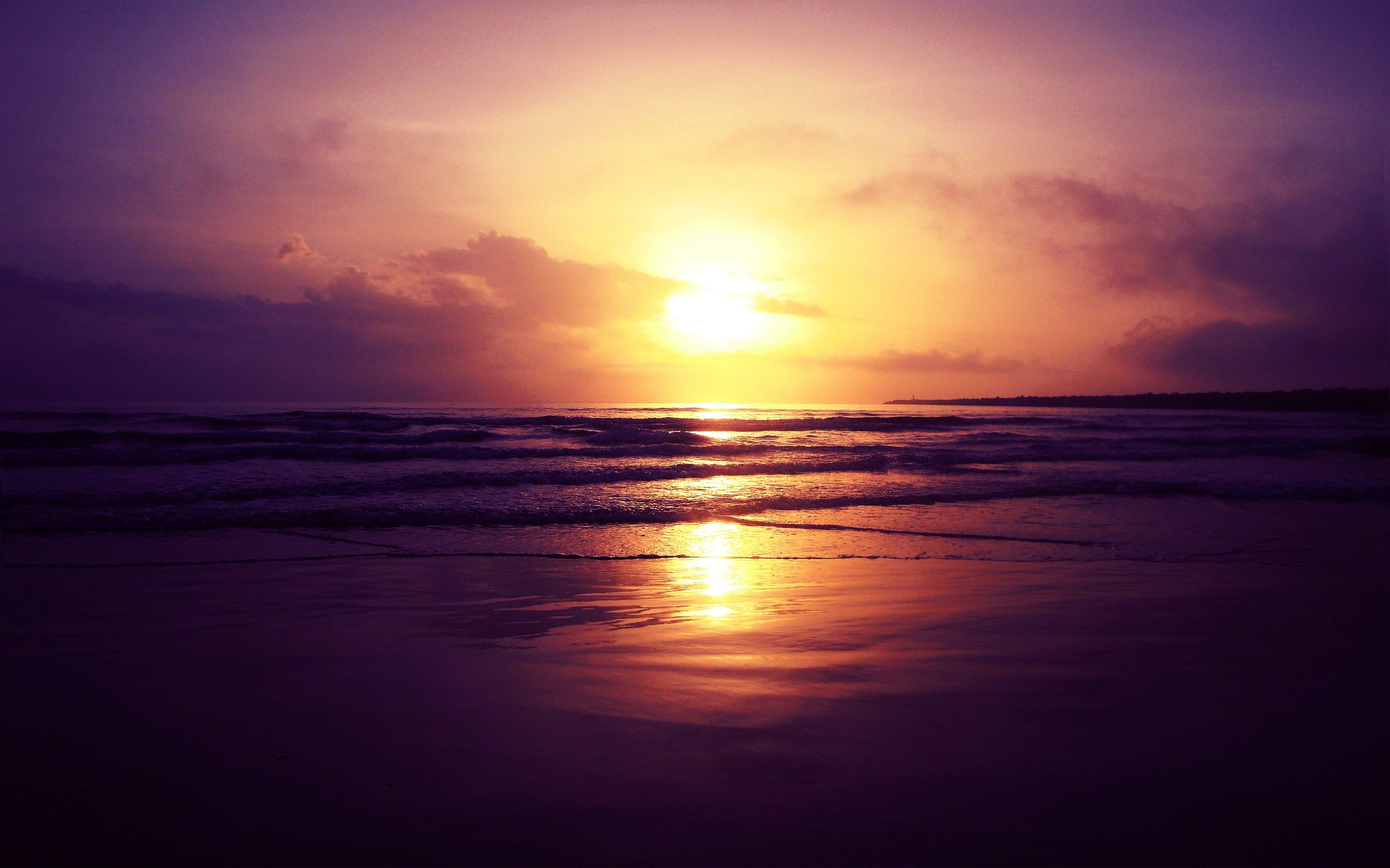 image for beach sunset tumblr desktop wallpaper