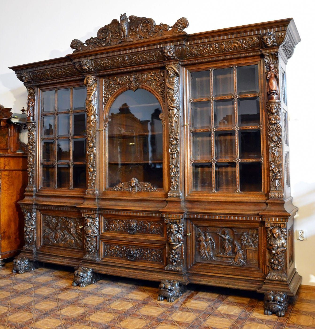 Diy Antique Home Design Antiquehomedesign Muebles Antiguos Muebles Clasicos Decoracion De Vitrina