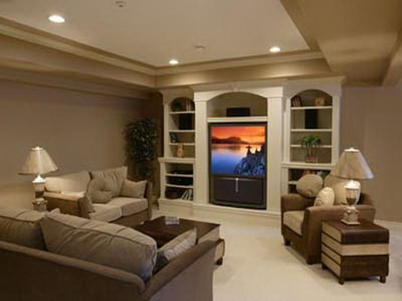 Basement Finishing Ideas Pictures Extraordinary Design Review