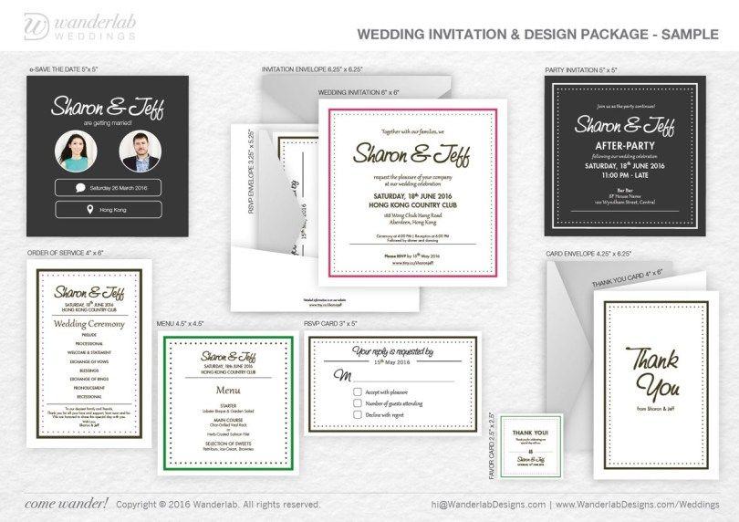 Wedding Invitation Packages Wedding Invitation Samples Wedding Invitation Ribbon