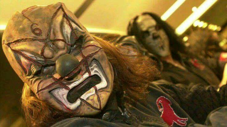 "Shawn ""Clown"" Crahan & Mick Thomson (Slipknot)"