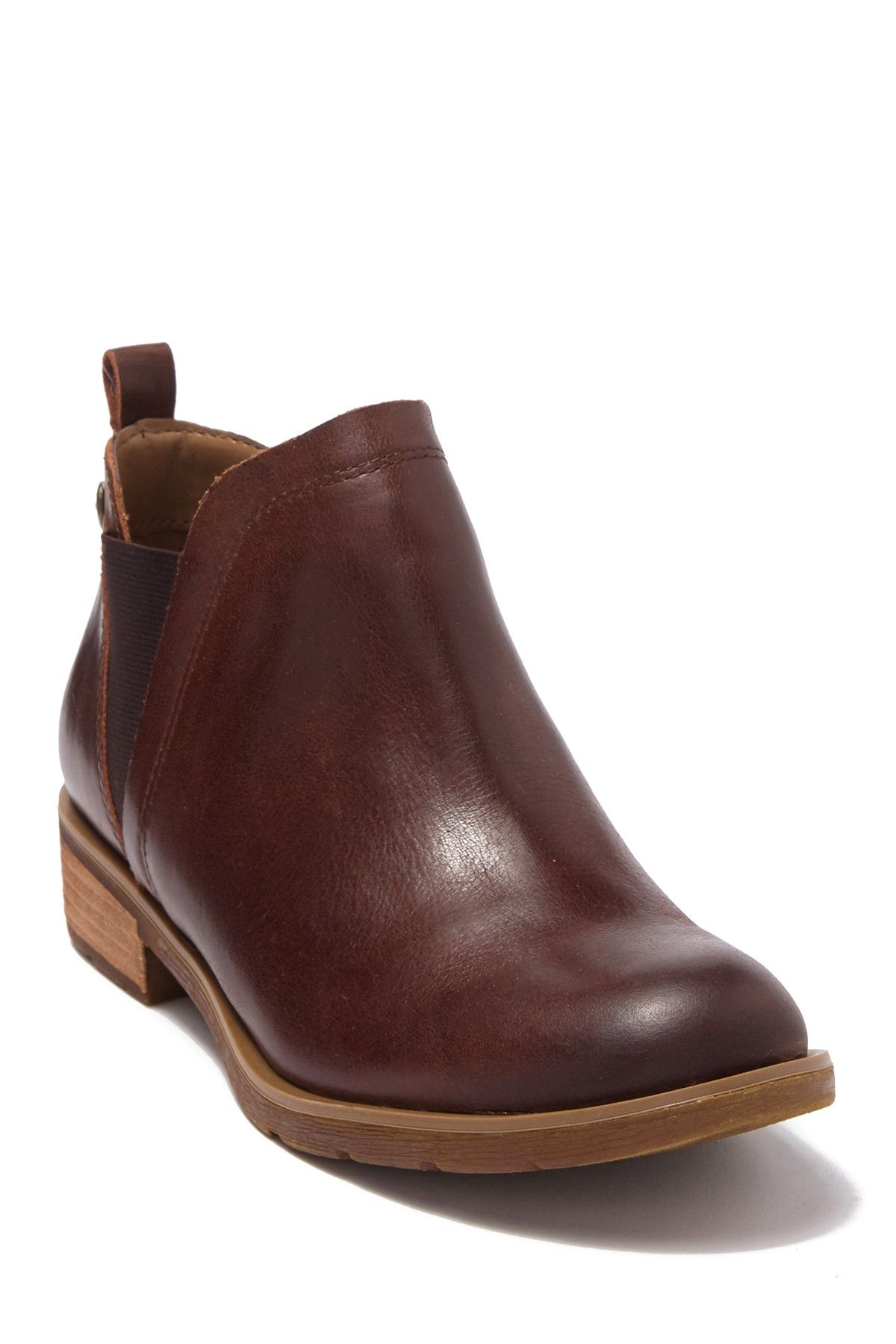 Sofft | Bryanne Leather Chelsea Boot