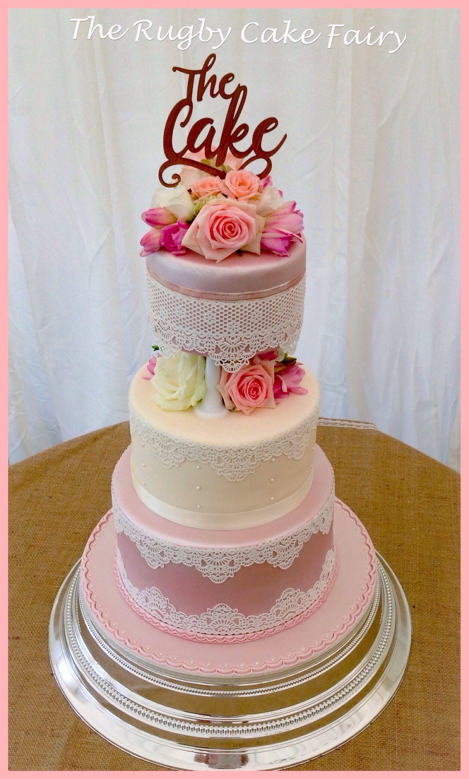 Spring wedding cake ideas laceweddingcakes cakes pinterest