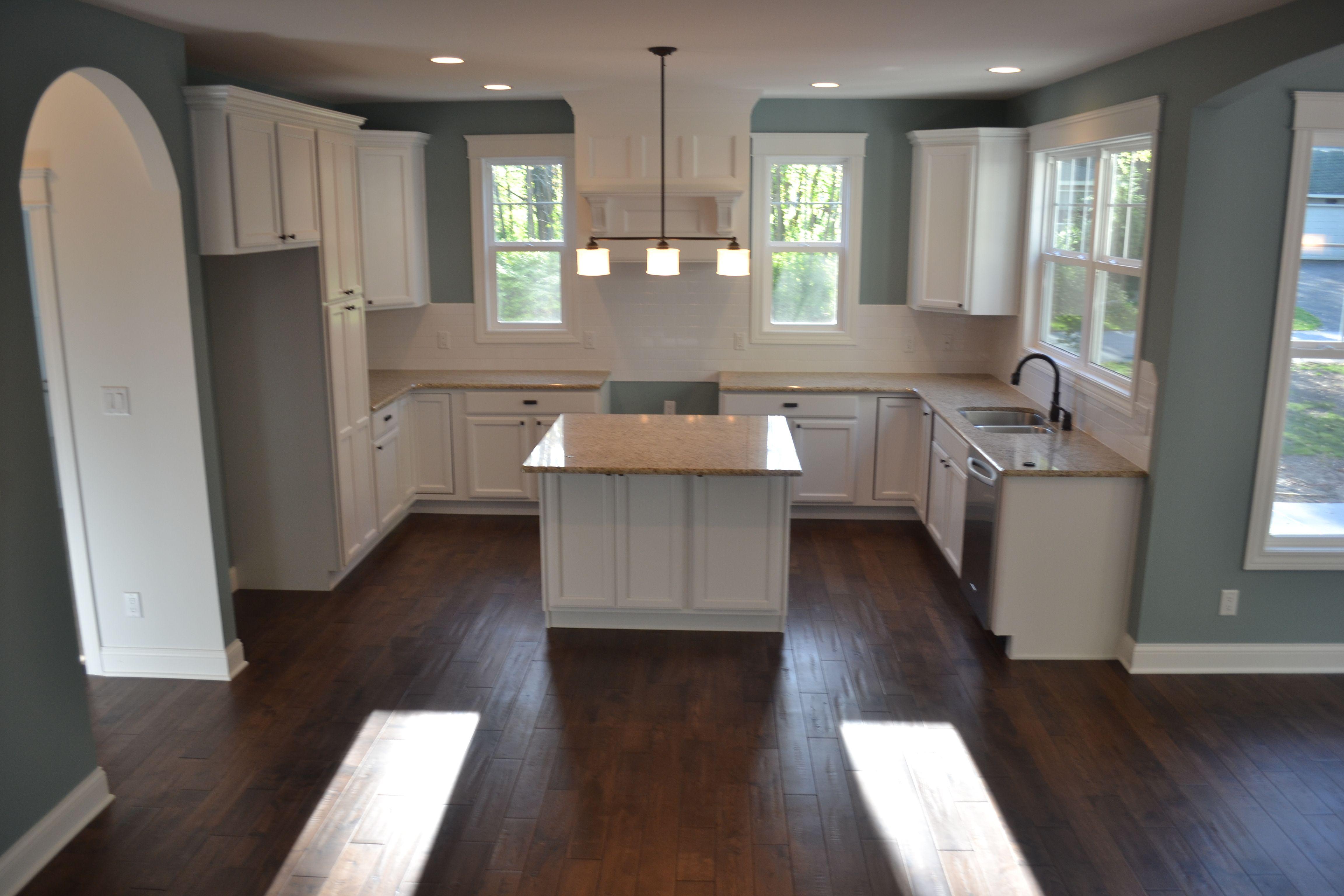 Simple white kitchen home ideas pinterest kitchen redo and