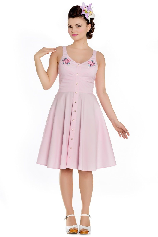 Lorelei color-blocked lace dress