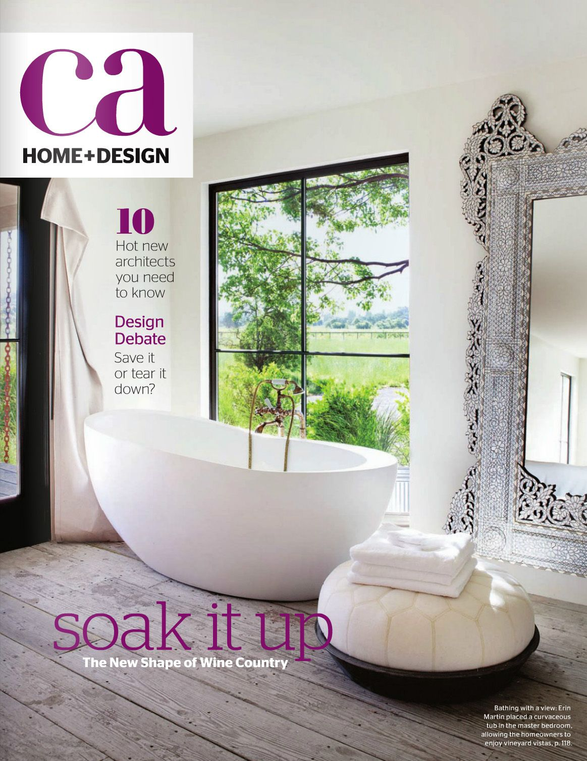 California Homedesign Magazine October2012 Decor Design Free