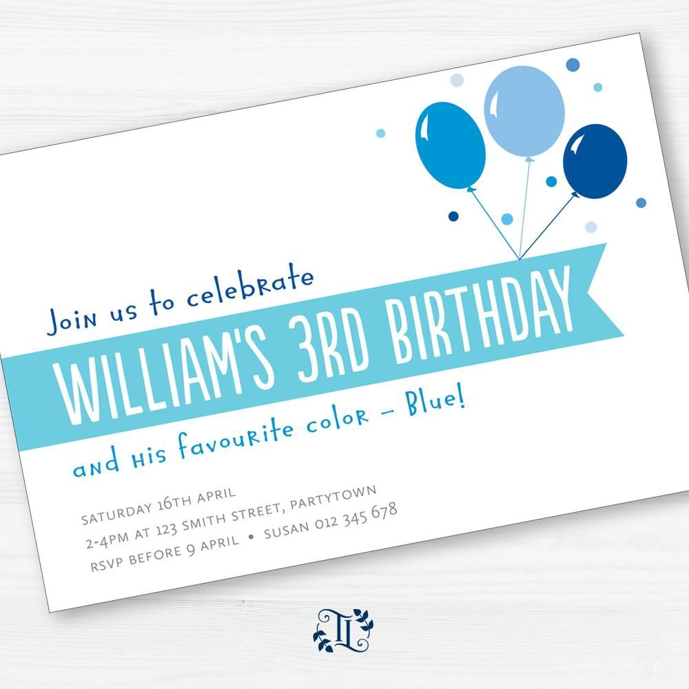 Balloons birthday invitation balloon birthday parties birthdays balloons printable birthday invitation tumbleweed press httpsshoptumbleweedpress stopboris Choice Image