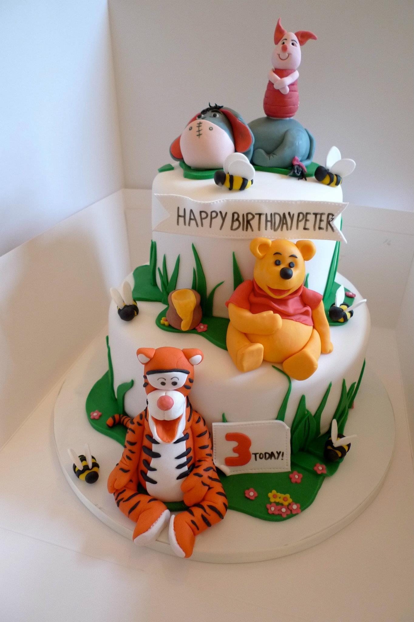 A Brilliant Birthday Cake Cakes Pinterest Birthday Cakes