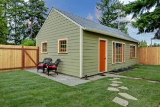 Zoning Law Changes Allow For Backyard Cottages Some House