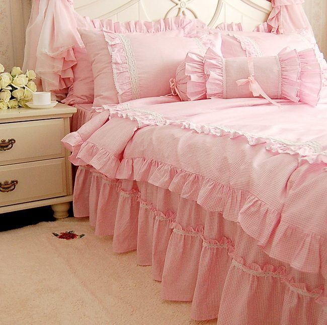Lace Bedding, Aliexpress White Queen Bed Sheets