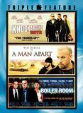 A Knockaround Guys/A Man Apart/Boiler Room [DVD]