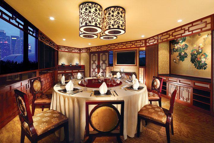 Asian restaurant old restaurant jp concept singapore 04 peach blossoms chinese restaurant restaurant interior designrestaurant