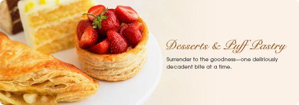 Desserts & Puff Pastry  Pepperidge Farms