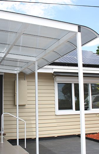 Polycarbonate Awnings Plastic Roofing Corrugated Plastic Roofing Corrugated Plastic