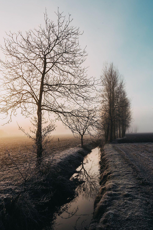 Foggy Landscape Ii Www Splitshire Com Foggy