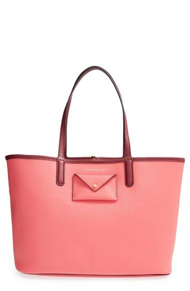 90902605c423 MARC BY MARC JACOBS  Metropolitote 48  Leather Tote