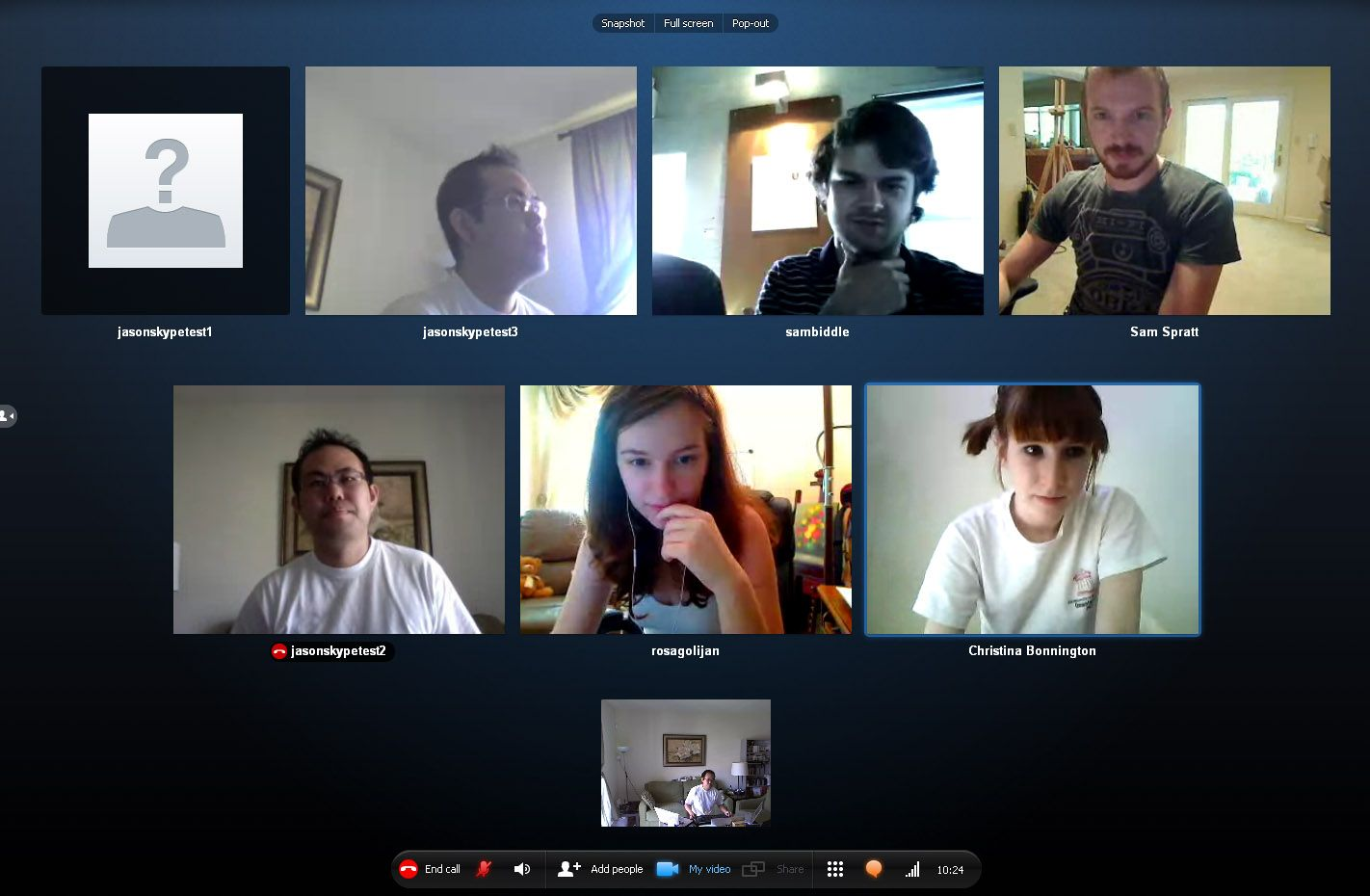 Group Video Calls With Images Network Software Best Social