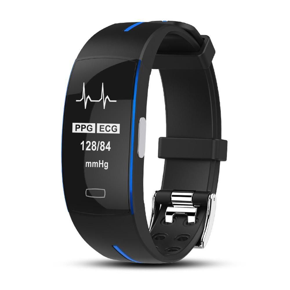 Bale P3 Smartwatch Bracelet Wristband Ppgecg Heart Rate Monitor Smart F1 Plus Original Color Screen Fitness Tracker Ebay Link