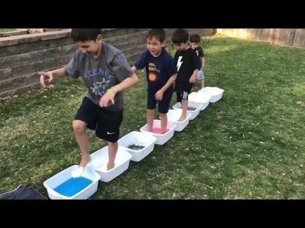 Raising Dragons - Activities For Kids - YouTube