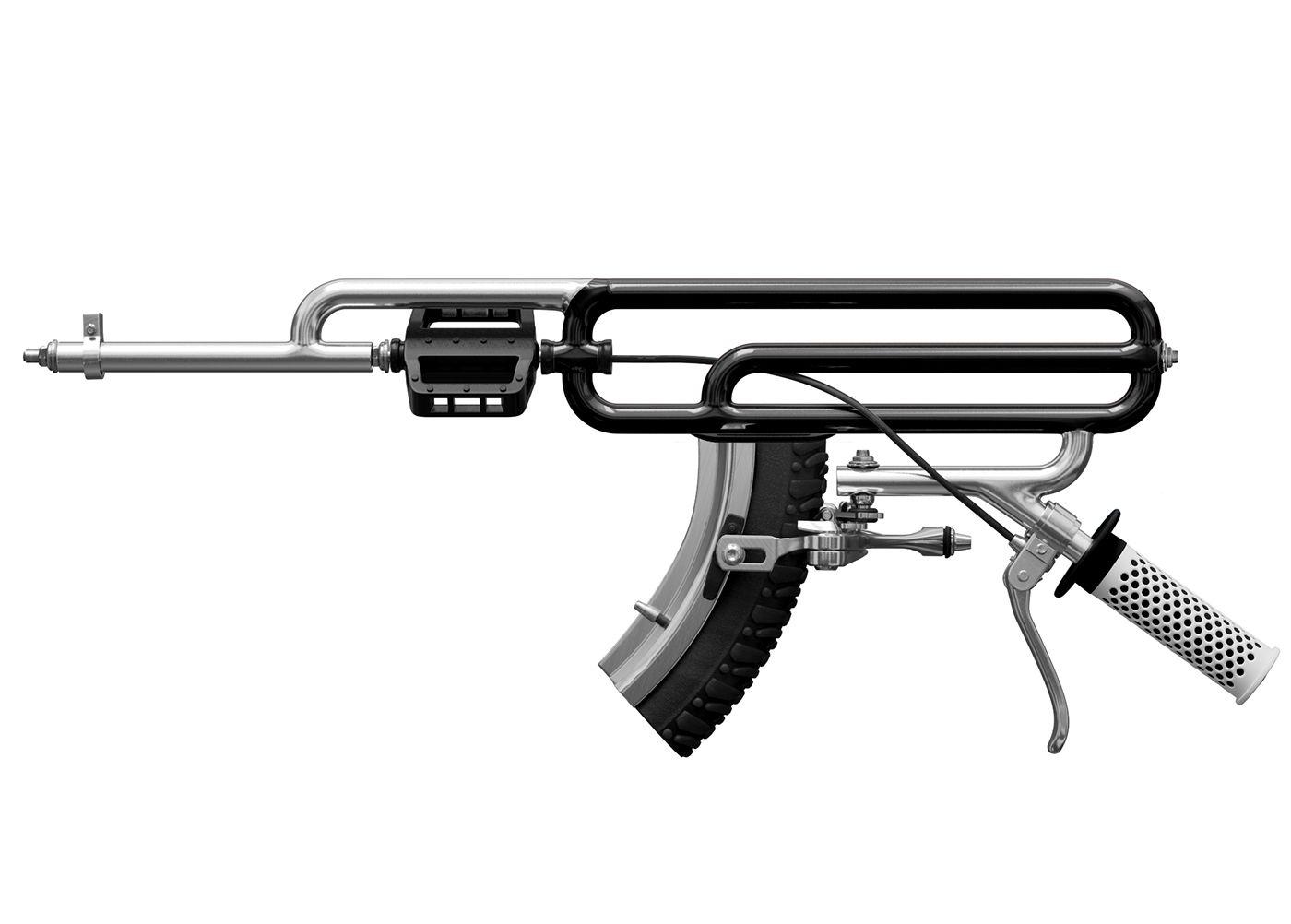 BMX-47 on Behance