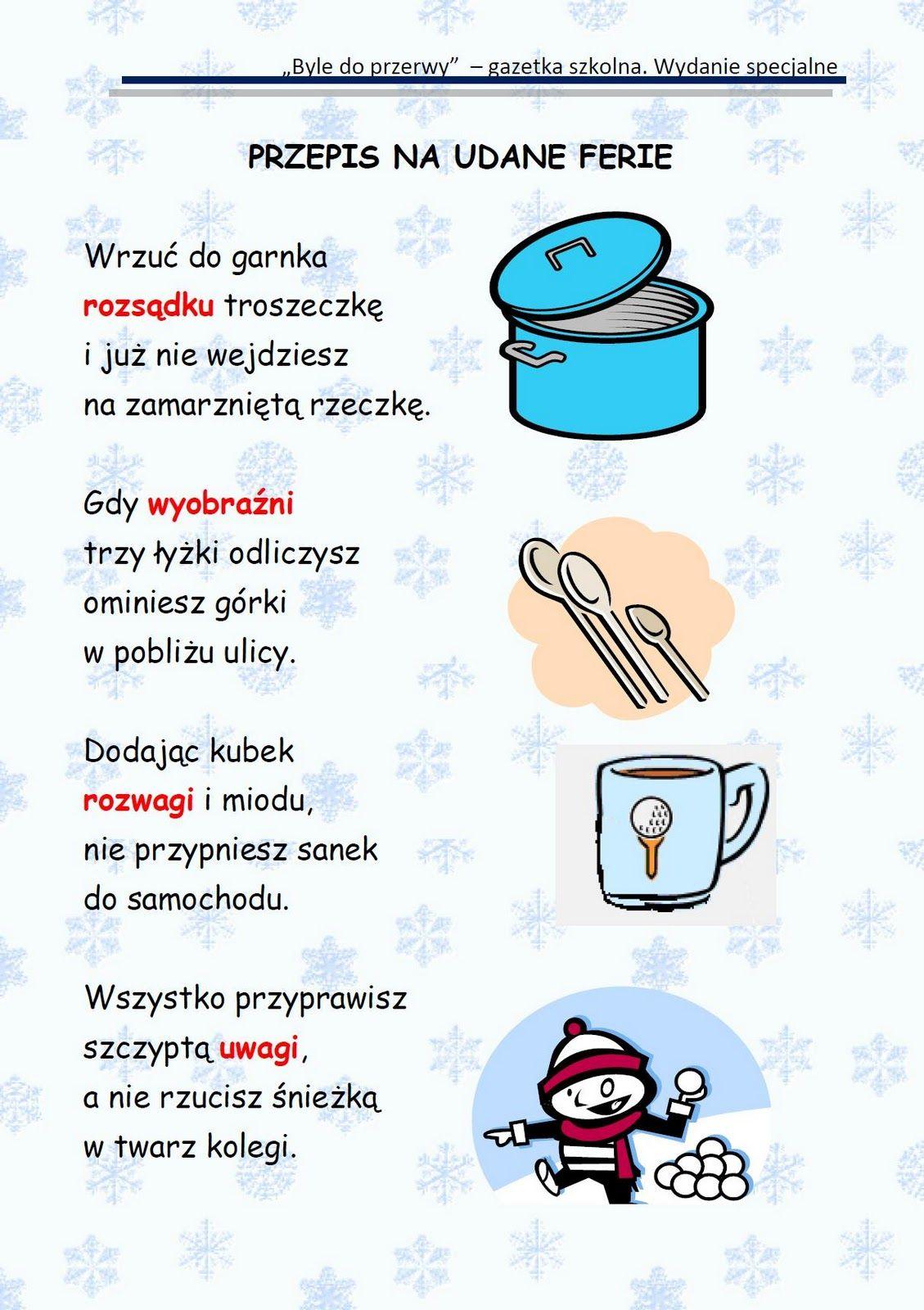 2 Jpg 1129 1600 School Songs Polish Language Primary Teaching