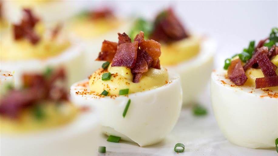 Ryan's Heavenly Deviled Eggs