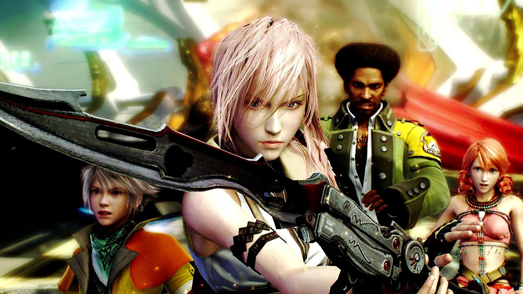 Photos we love from our favorite video games lightning