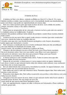 Atividades Evangelicas A Arca De No C3 A9 2 Jpg 226 320 Arca
