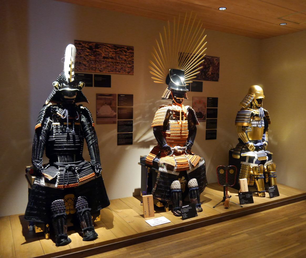 Experience the samurai spirit first-hand with original ...