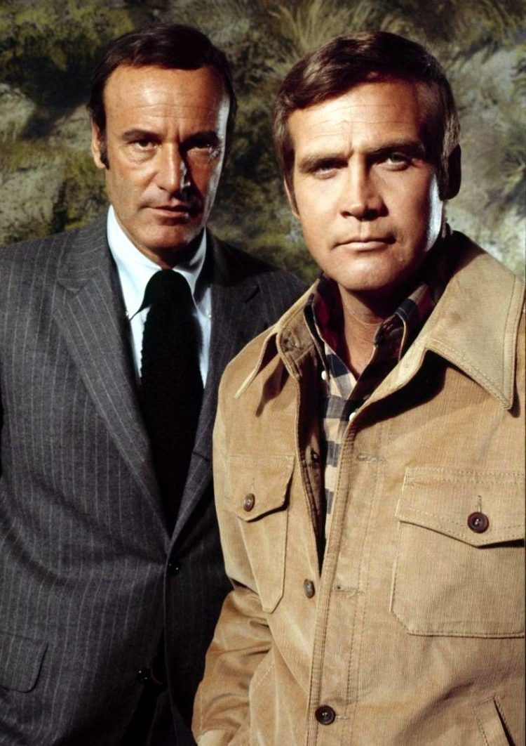 The Six Million Dollar Man: Lee Majors was stronger, faster, better in this classic '70s TV show