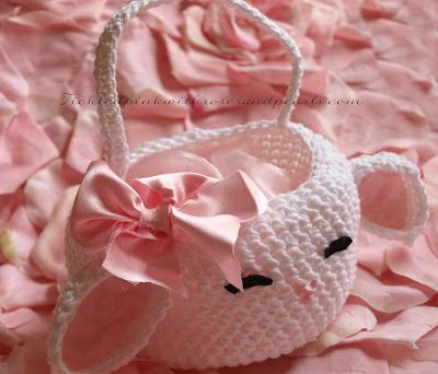 Tickled Pink: Mary had a Little Lamb Easter Basket....