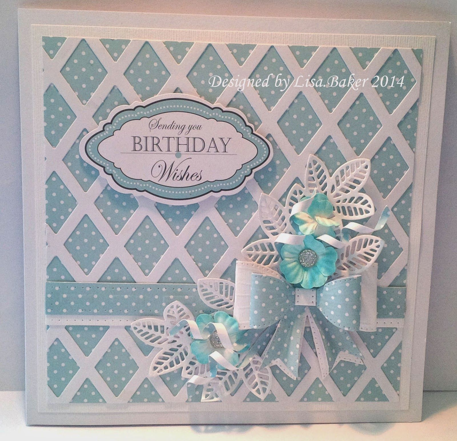 Card Making Ideas Using Tattered Lace Dies Part - 41: Handmade Wedding Card Using Tattered Lace Dies - Google Search