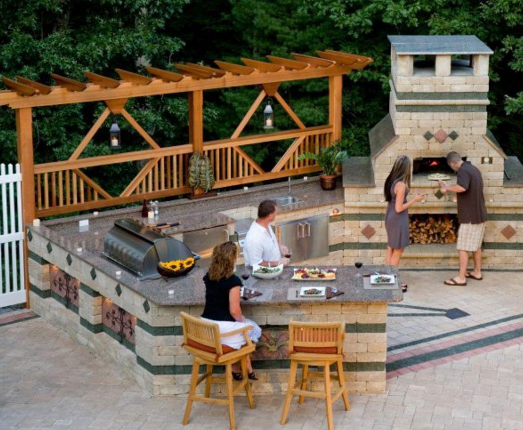 modern outdoor kitchen design ideas outdoor rv and exterior