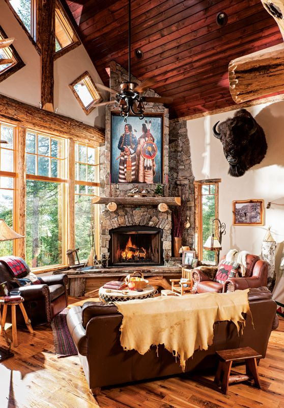 Pin By Hdi 19 On Southwest House With Images: Western Red Cedar, Red Cedar, Log Homes