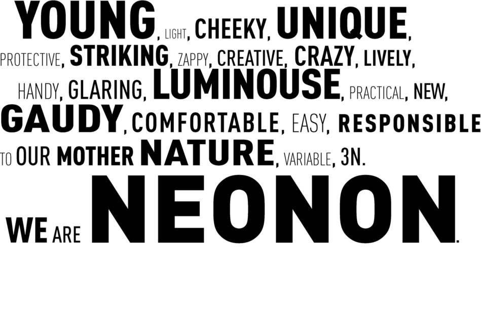 This all is NEONON!