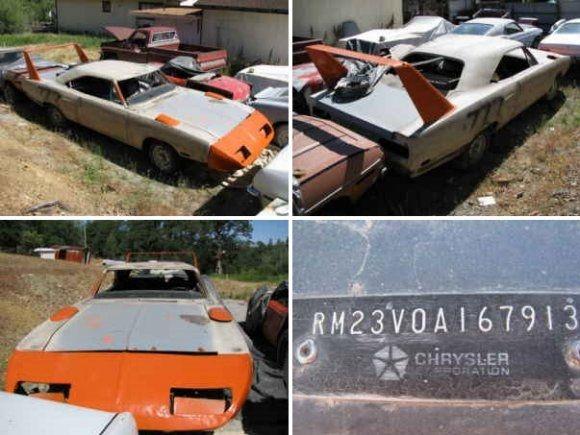 1970 Superbird 440-6 BBL