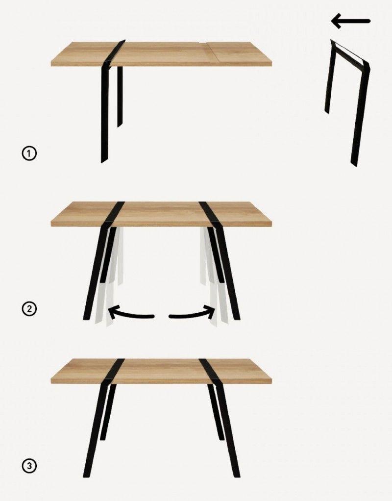39 id es d co de tr teaux pour cr er une table ou un bureau d co bureaux et tables. Black Bedroom Furniture Sets. Home Design Ideas