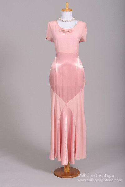 1970 Oscar de la Renta Vintage Wedding Gown