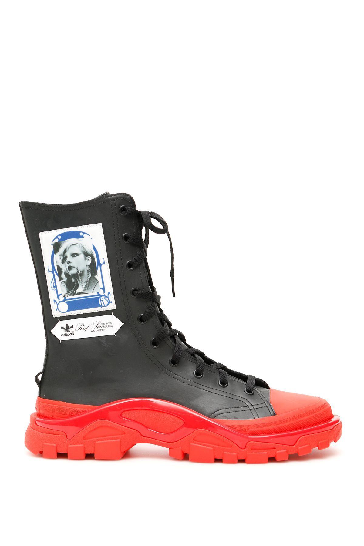 Raf simons adidas, High sneakers, Raf