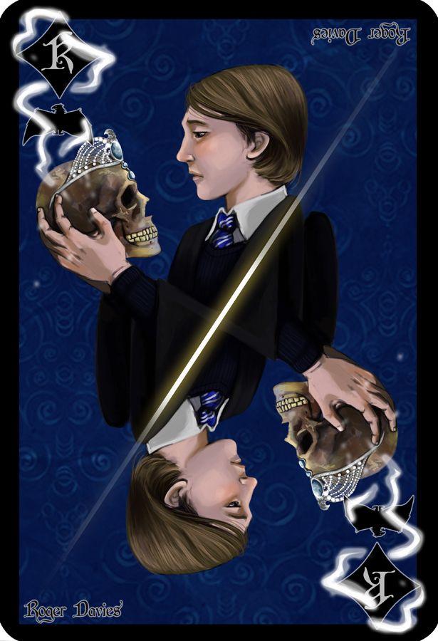 Roger Davies Cartes Hp Davie Fantastic Beasts Series Rogers