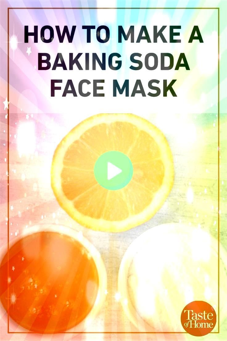 to Make a Baking Soda Face Mask How to Make a Baking Soda Face Mask  Thanks to this advanced EMS technology thats currently being used in scraping massage acupuncture tap...