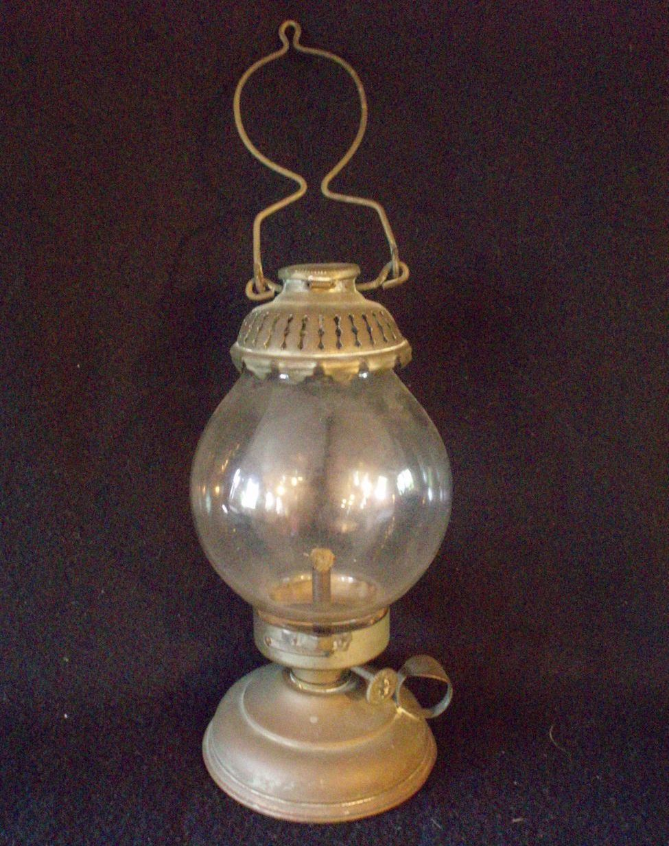 Skaters Lantern Copper Oil Lamp 1800 Light Antique Antique Oil Lamps Antique Lamps Oil Lamps
