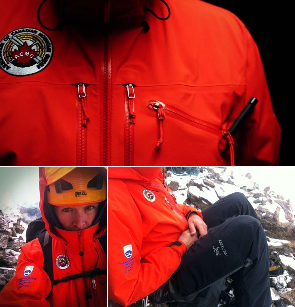 6dc3cb43032 Arc'teryx ACMG Guide Jacket | OUTDOOR gear | Adventure gear ...