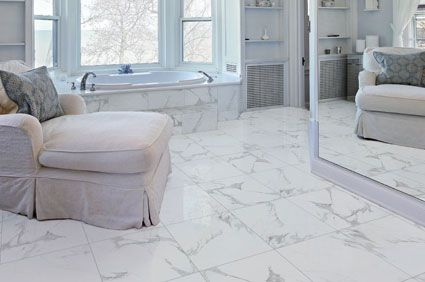 Marble Effect Tiles Carrara Marble Effect Floor Tiles