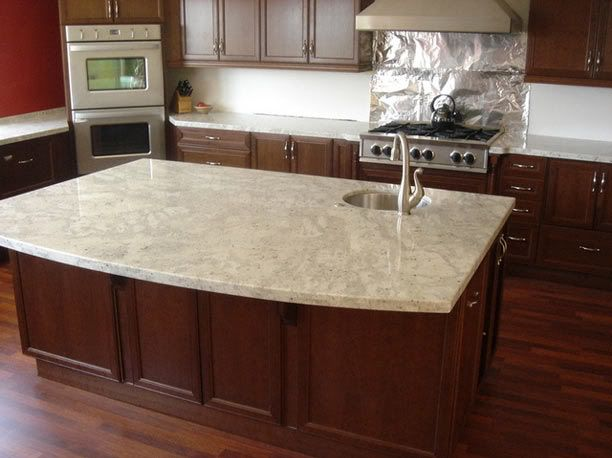traditional cecilia santa countertop kitchen philadelphia granite countertops light photo