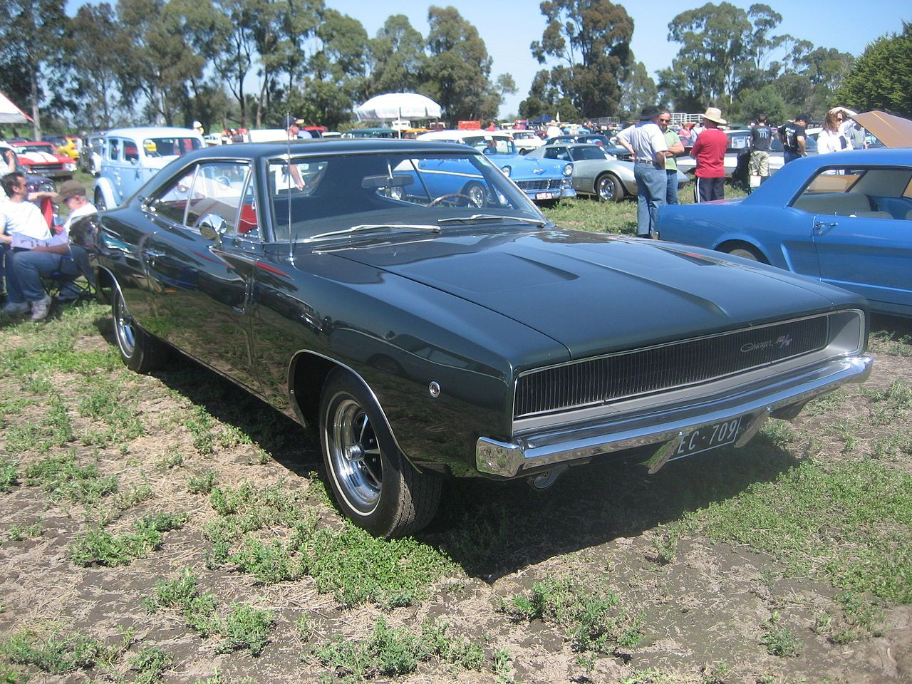 Fastest 0 60 classic american muscle cars
