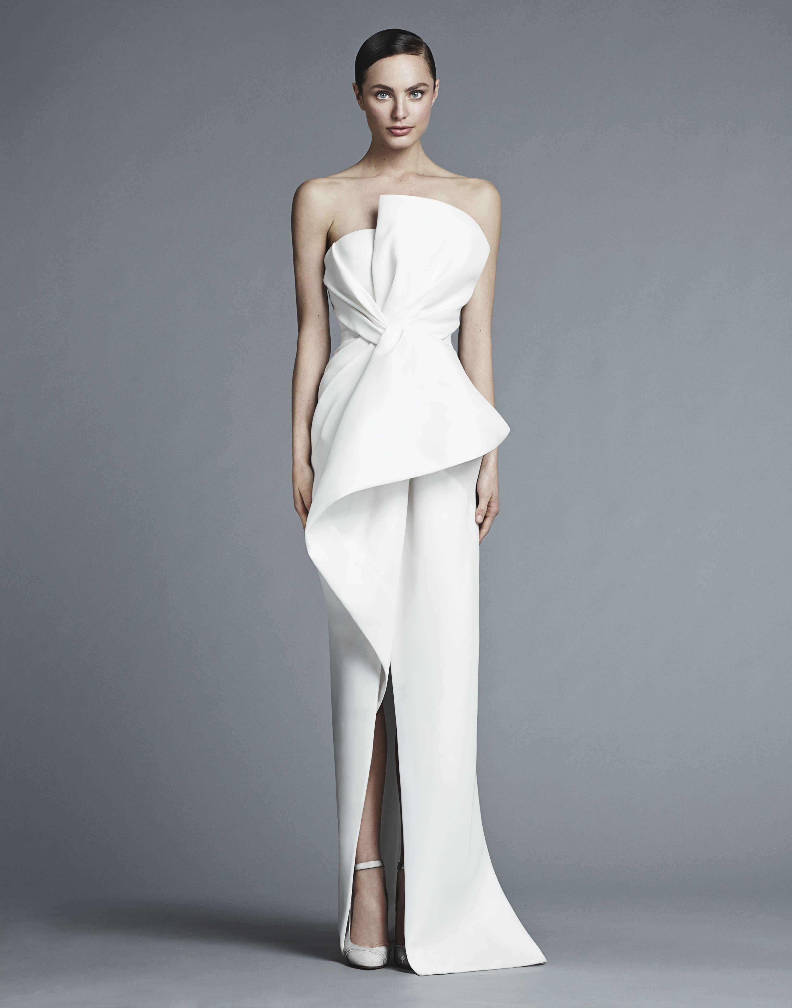 J Mendel Evening Dresses