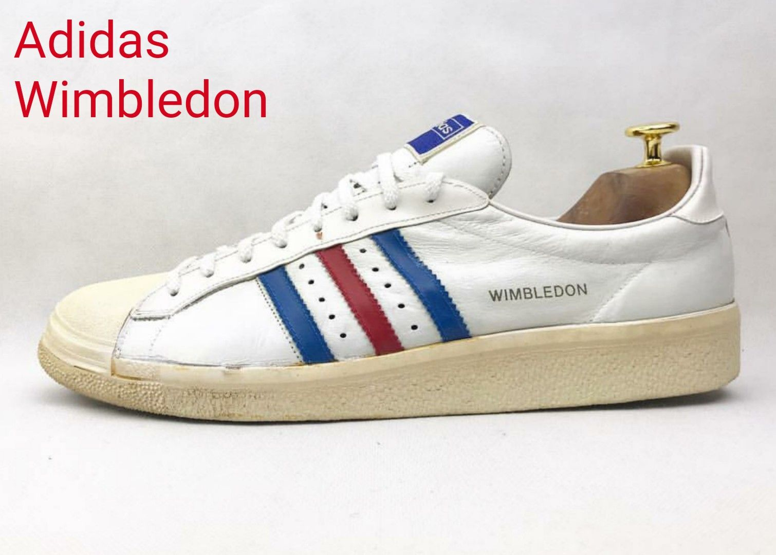 Pedir prestado Compasión literalmente  Vintage Adidas Wimbledon - these bring back memories, I had a pair back in  the day... | Adidas classic shoes, Adidas shoes originals, Vintage adidas