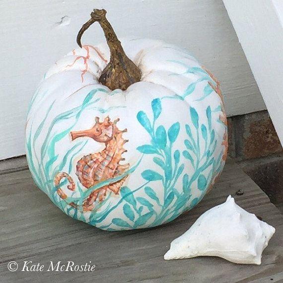 Fall Coastal Decor Kate Mcrostie Pumpkin Decor Chinoiserie