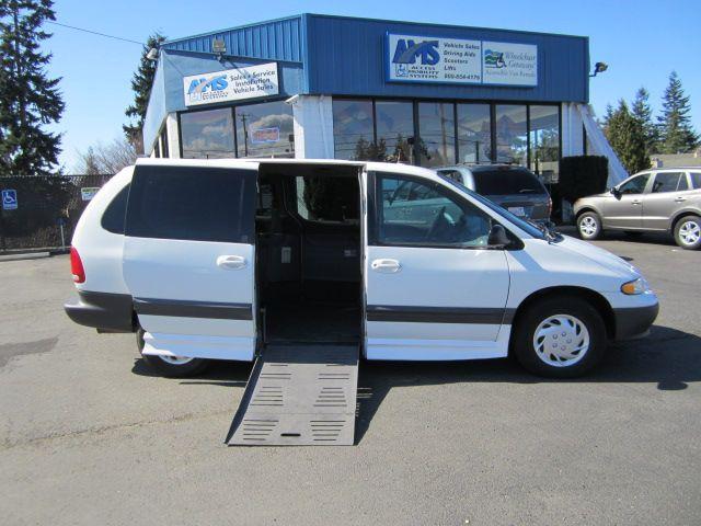 Seattle Wheelchair Vans For Sale Handicap Wheel Chair Accessible Van Conversion